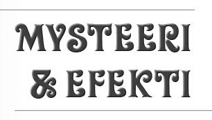 Mysteeri & Efekti